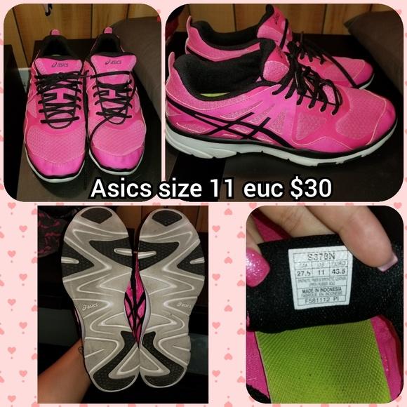Asics Shoes - Asics size 11